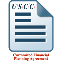 Customized-Financial-Planning-Agreement